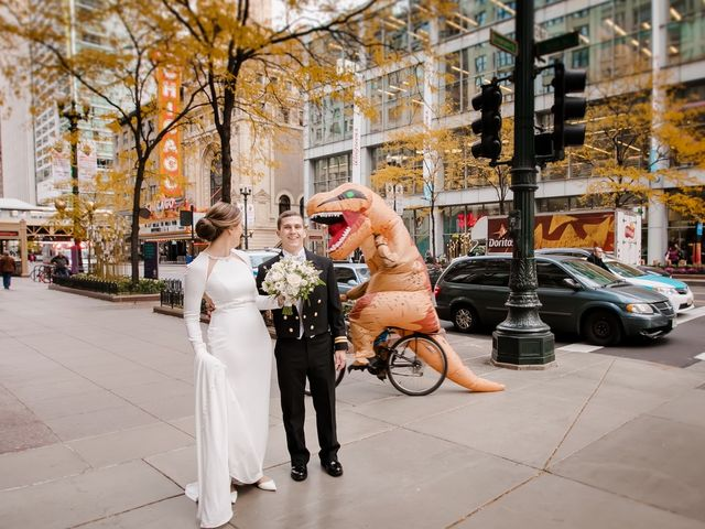 Michael and Mary's Wedding in Chicago, Illinois 24