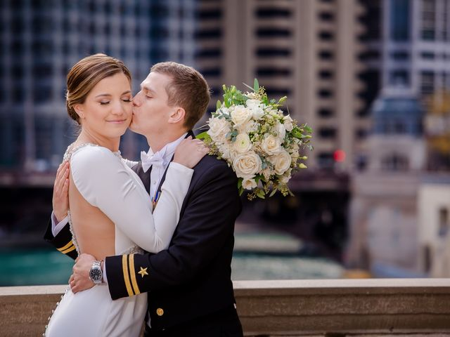Michael and Mary's Wedding in Chicago, Illinois 28