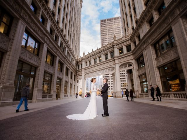 Michael and Mary's Wedding in Chicago, Illinois 32