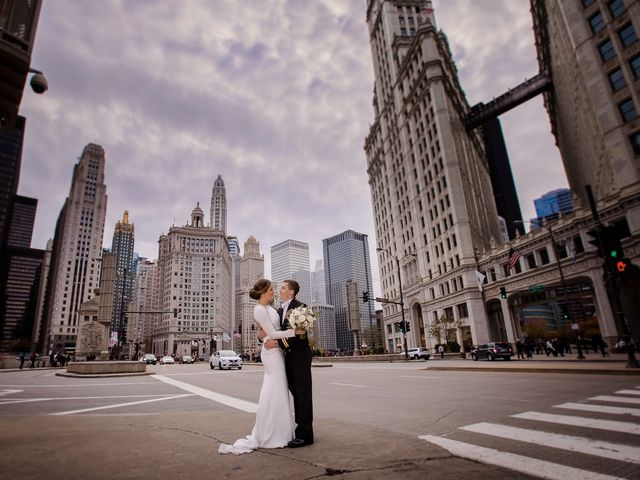 Michael and Mary's Wedding in Chicago, Illinois 35