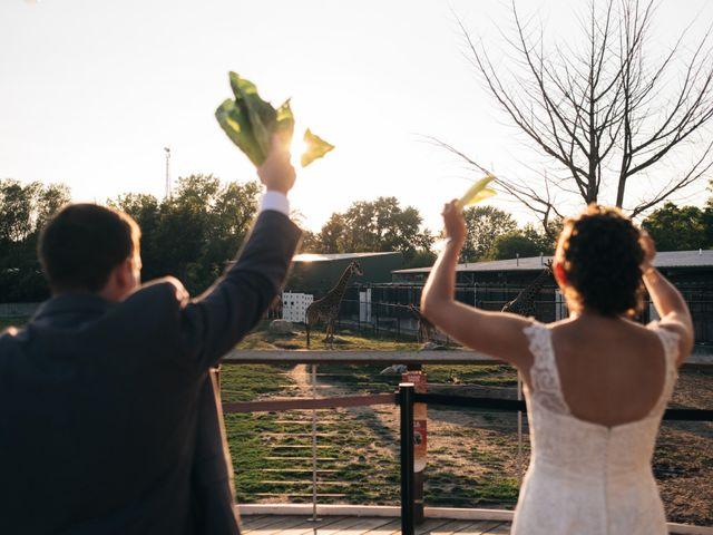 Kelly and Brooke's Wedding in Toledo, Ohio 1