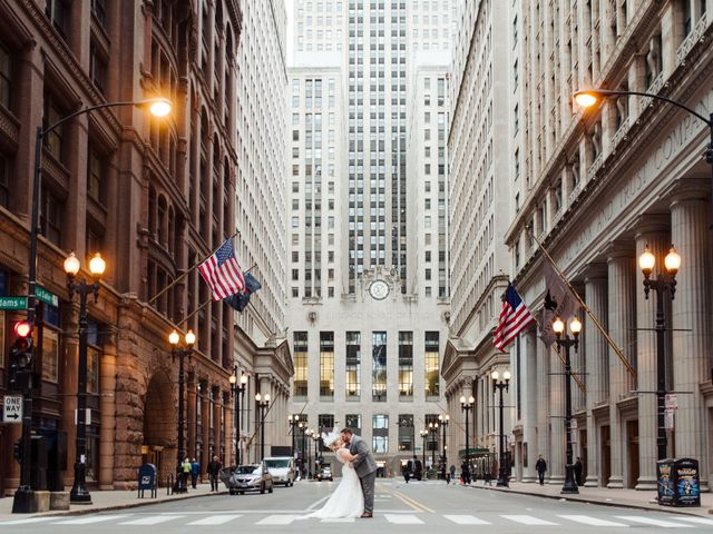 Dave and Carolyn's Wedding in Chicago, Illinois 44