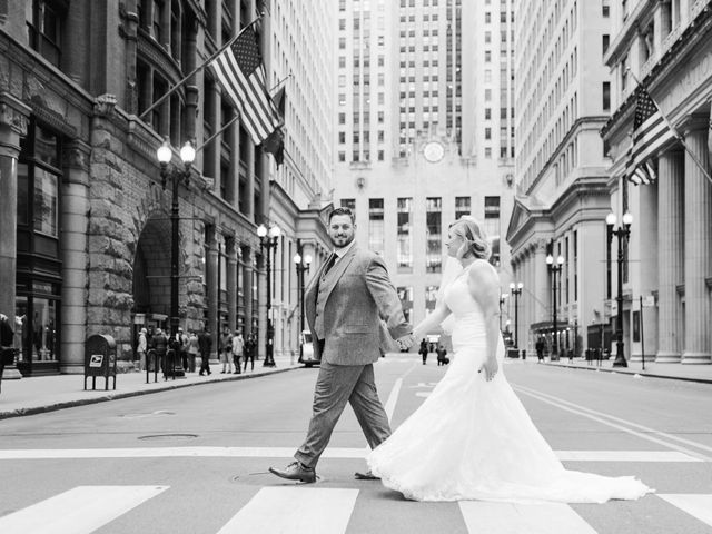 Dave and Carolyn's Wedding in Chicago, Illinois 45