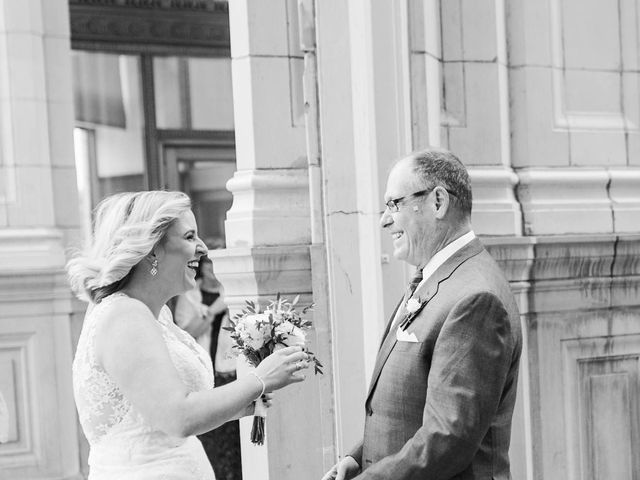 Dave and Carolyn's Wedding in Chicago, Illinois 54