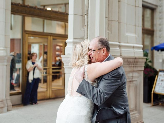 Dave and Carolyn's Wedding in Chicago, Illinois 55