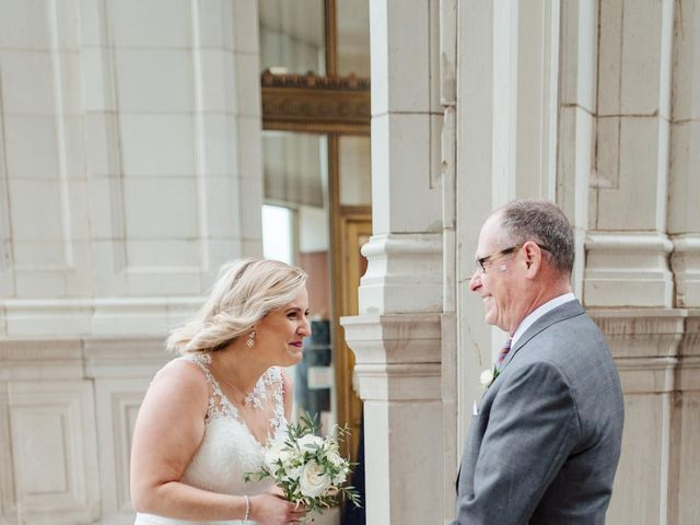 Dave and Carolyn's Wedding in Chicago, Illinois 56