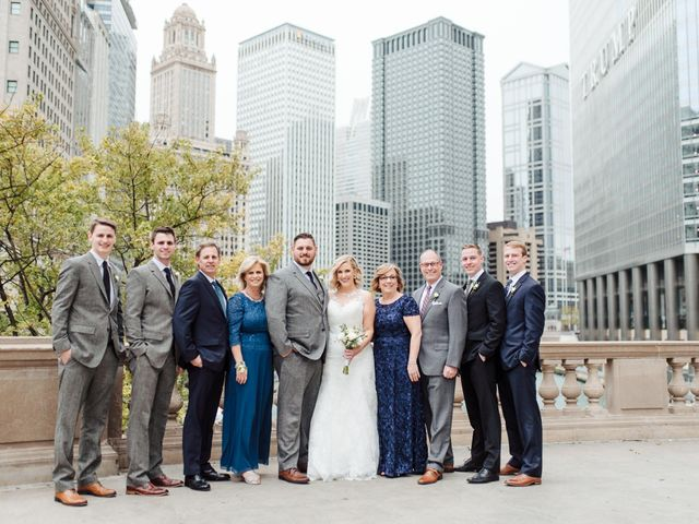 Dave and Carolyn's Wedding in Chicago, Illinois 59