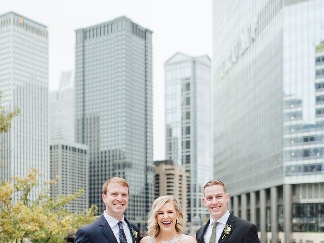 Dave and Carolyn's Wedding in Chicago, Illinois 60