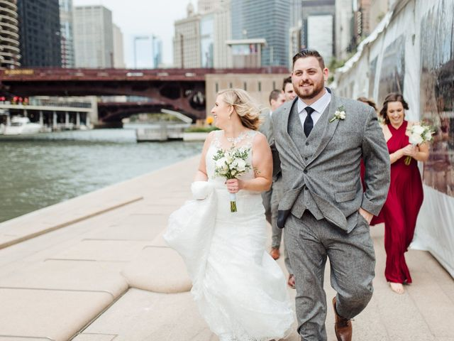 Dave and Carolyn's Wedding in Chicago, Illinois 66