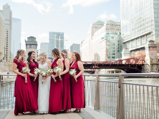 Dave and Carolyn's Wedding in Chicago, Illinois 2