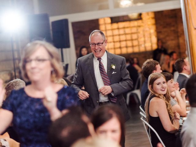 Dave and Carolyn's Wedding in Chicago, Illinois 144