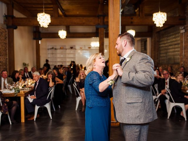 Dave and Carolyn's Wedding in Chicago, Illinois 173
