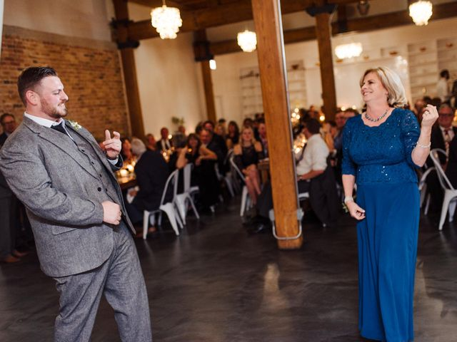 Dave and Carolyn's Wedding in Chicago, Illinois 174