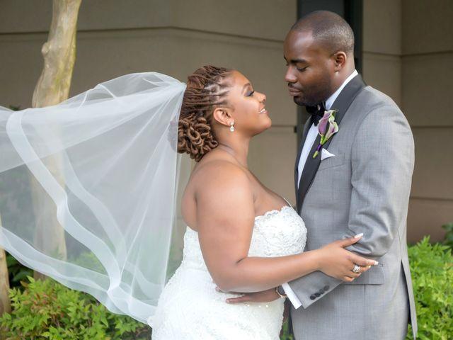 The wedding of Greyson and Azalea