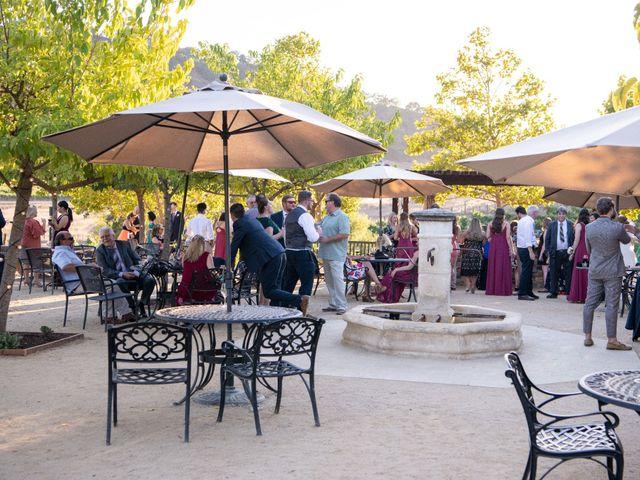 Warren and Ellen's Wedding in San Martin, California 1