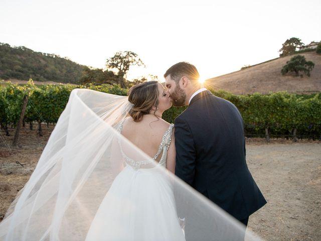 Warren and Ellen's Wedding in San Martin, California 5