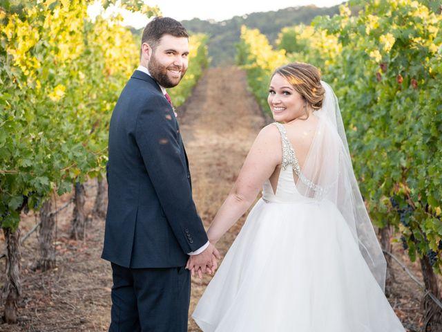 Warren and Ellen's Wedding in San Martin, California 6