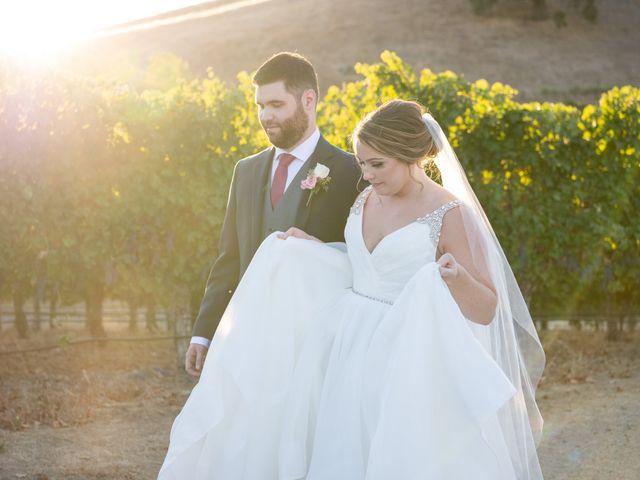 Warren and Ellen's Wedding in San Martin, California 8