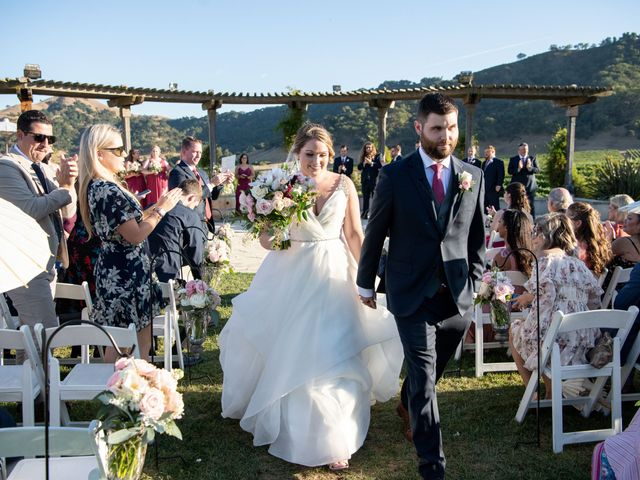 Warren and Ellen's Wedding in San Martin, California 9