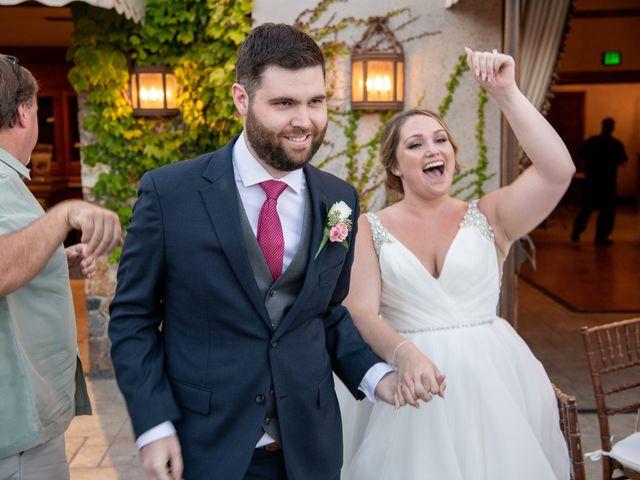 Warren and Ellen's Wedding in San Martin, California 10