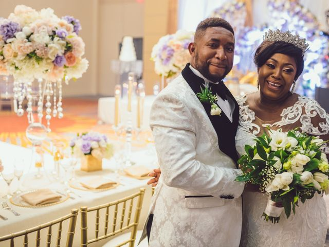 The wedding of Julyn and Stanley