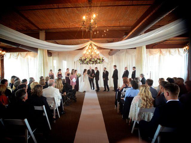 Dustin and Adrienne's Wedding in Ohio City, Ohio 2