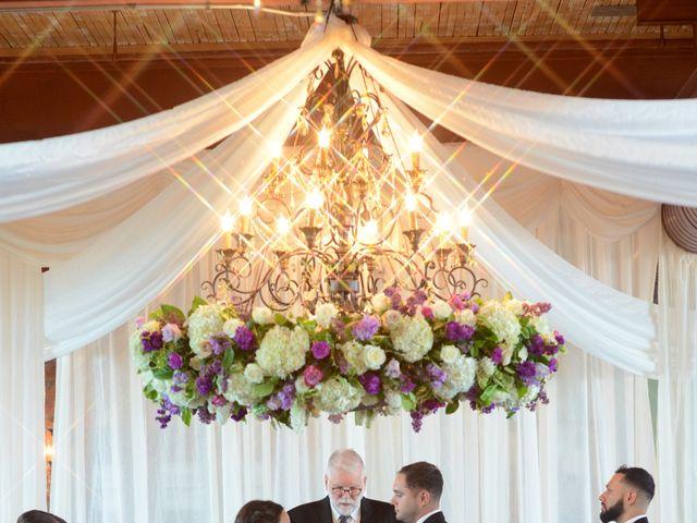 Dustin and Adrienne's Wedding in Ohio City, Ohio 4