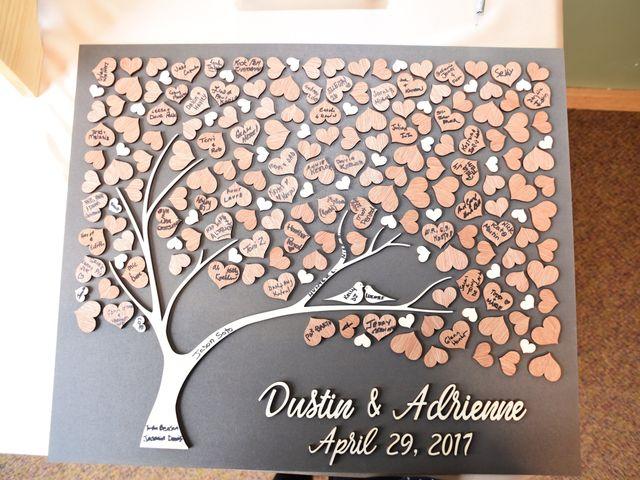Dustin and Adrienne's Wedding in Ohio City, Ohio 9