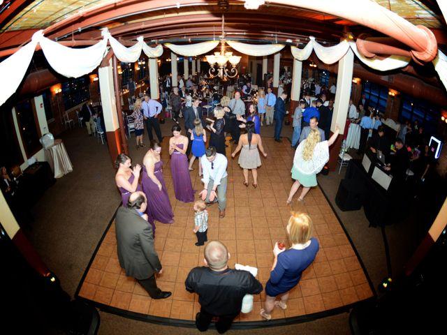 Dustin and Adrienne's Wedding in Ohio City, Ohio 18