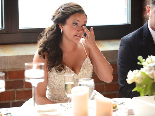 Dustin and Adrienne's Wedding in Ohio City, Ohio 20