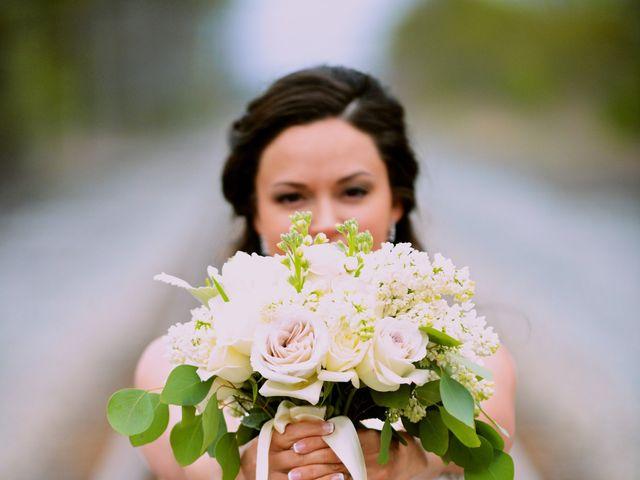 Dustin and Adrienne's Wedding in Ohio City, Ohio 22