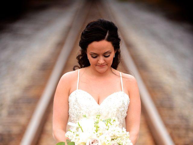 Dustin and Adrienne's Wedding in Ohio City, Ohio 25