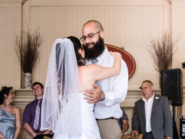 Matt and Keri's Wedding in Wolfeboro, New Hampshire 13