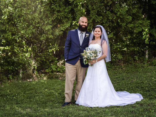 Matt and Keri's Wedding in Wolfeboro, New Hampshire 16