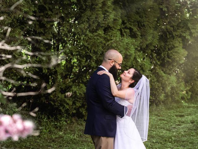 Matt and Keri's Wedding in Wolfeboro, New Hampshire 17