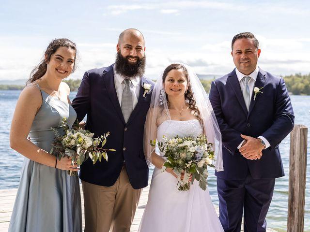 Matt and Keri's Wedding in Wolfeboro, New Hampshire 18