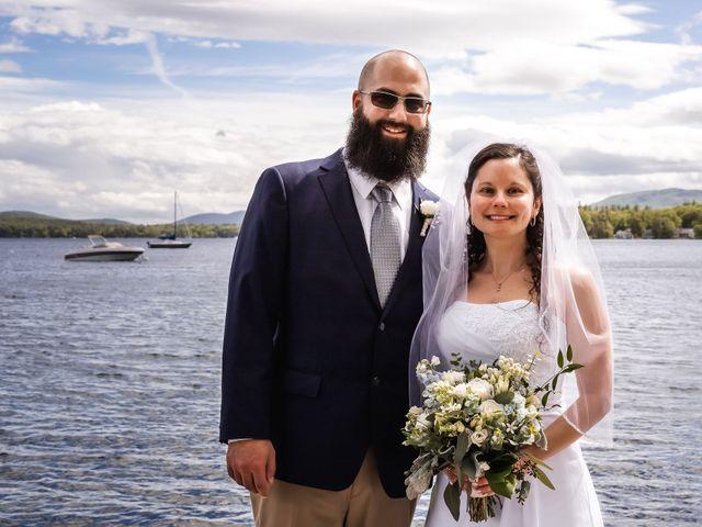 Matt and Keri's Wedding in Wolfeboro, New Hampshire 20