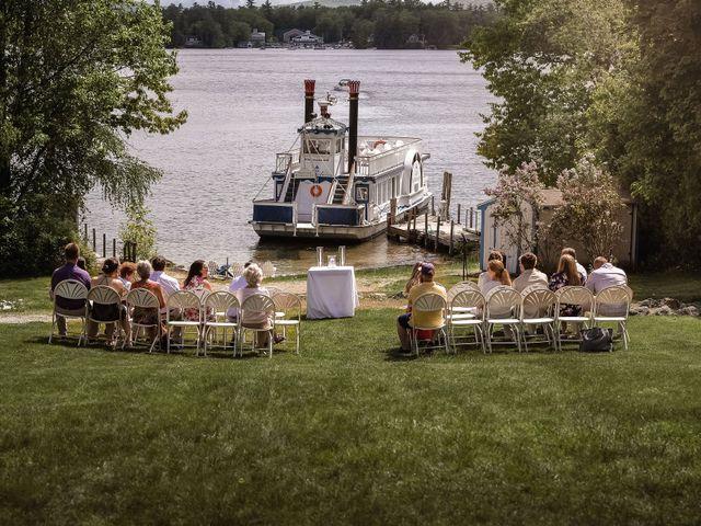 Matt and Keri's Wedding in Wolfeboro, New Hampshire 26