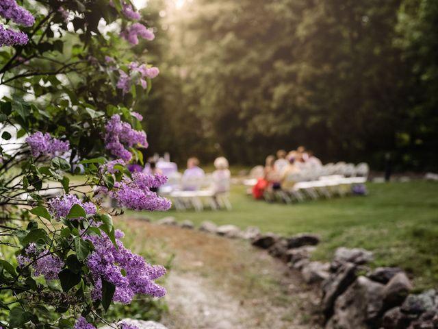 Matt and Keri's Wedding in Wolfeboro, New Hampshire 27