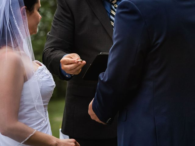 Matt and Keri's Wedding in Wolfeboro, New Hampshire 30