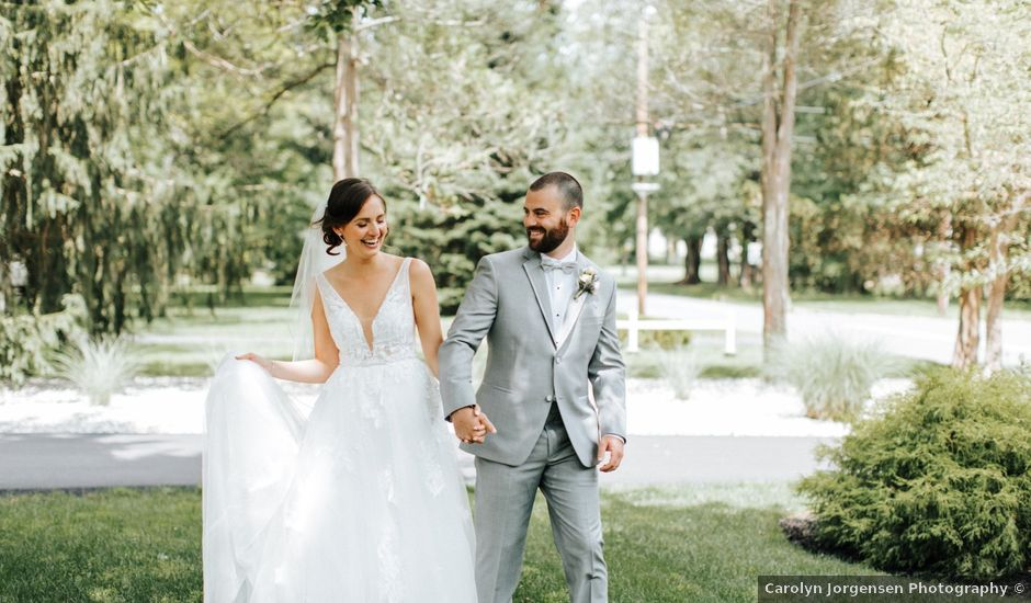 Kyle and Olivia's Wedding in Bridgewater, New Jersey