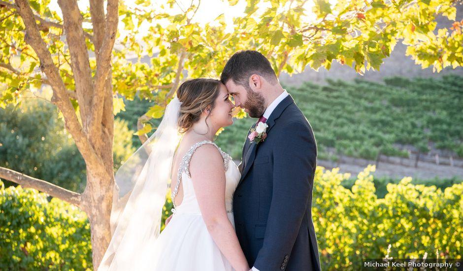 Warren and Ellen's Wedding in San Martin, California
