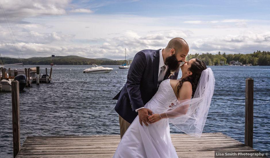 Matt and Keri's Wedding in Wolfeboro, New Hampshire