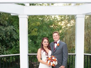 The wedding of Josh and Lindsay 3