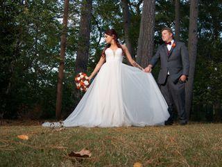The wedding of Josh and Lindsay