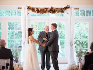 The wedding of Josh and Lindsay 1