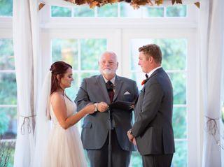 The wedding of Josh and Lindsay 2