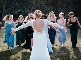 The wedding of Anna Joy and Liam 1