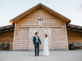 The wedding of Anna Joy and Liam