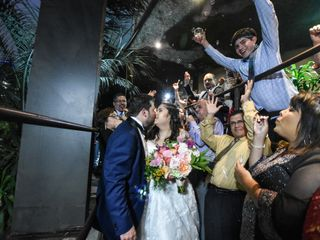 The wedding of Hanford and Rebecca 1